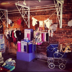 Bitty Bambino Boutique is in Port Hope, Ontario