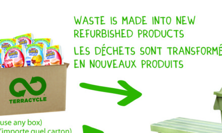 Terra Cycle-Eliminating The Idea of Waste for Families