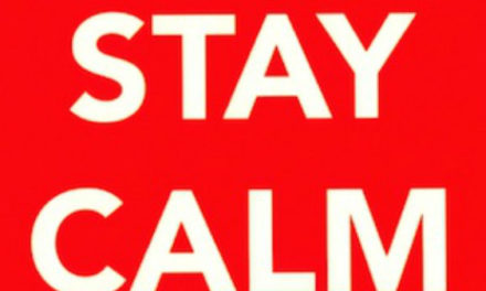 Stay Calm and Content- Cat Williams Book Review