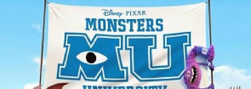 Monster University Movie Review