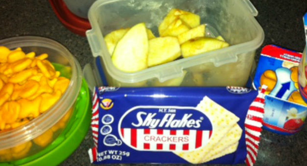 A Road Trip With A Toddler: Snack Planning