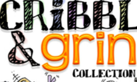 Book Review: Scribble and Grin   The Baby Spot
