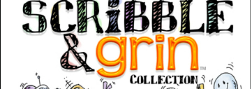 Book Review: Scribble and Grin | The Baby Spot