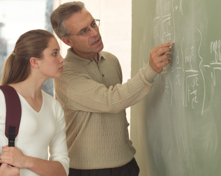 Math Teaching Assisting Student