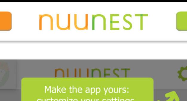 NuuNest iphone App Review