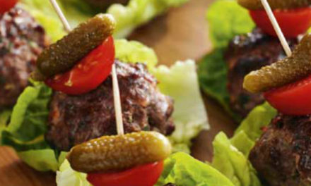 Recipe: Bacon and Beef Sliders