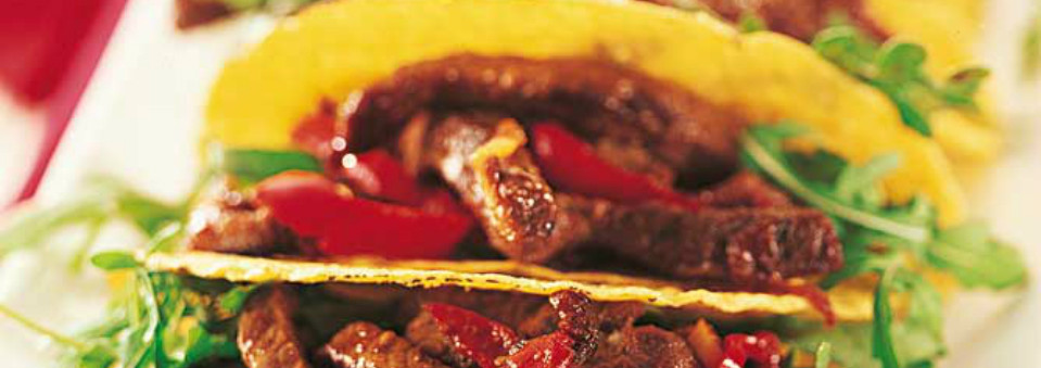 Recipe: Quick Tex Mex Tacos