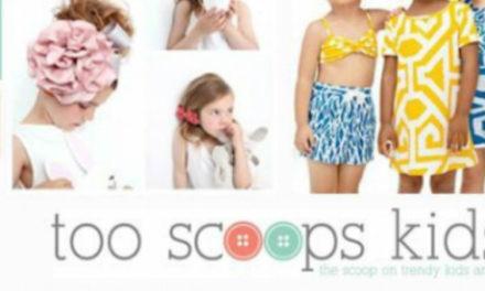 Behind The Brand: Too Scoops Kids