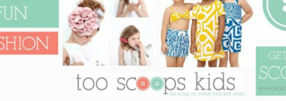 Behind The Brand: Too Scoops Kids