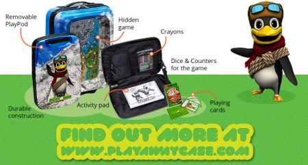Image of playAway case open