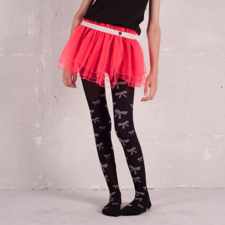 FUNKY-LEGS-BLACK-BOW