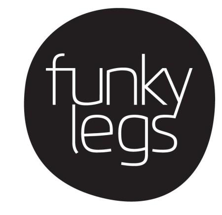 funky legs logo