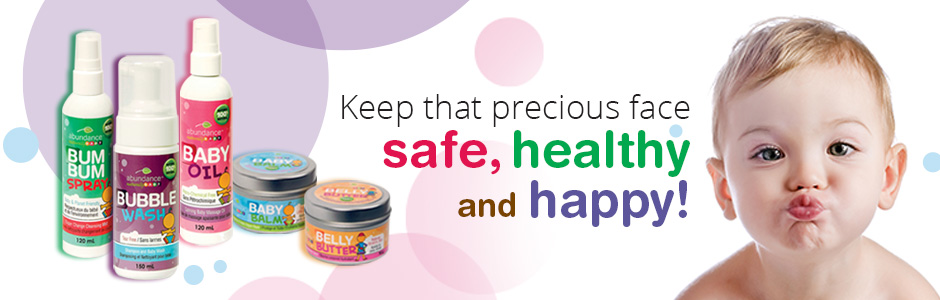 CONTEST: Bare Your Belly With Abundance Naturally Baby