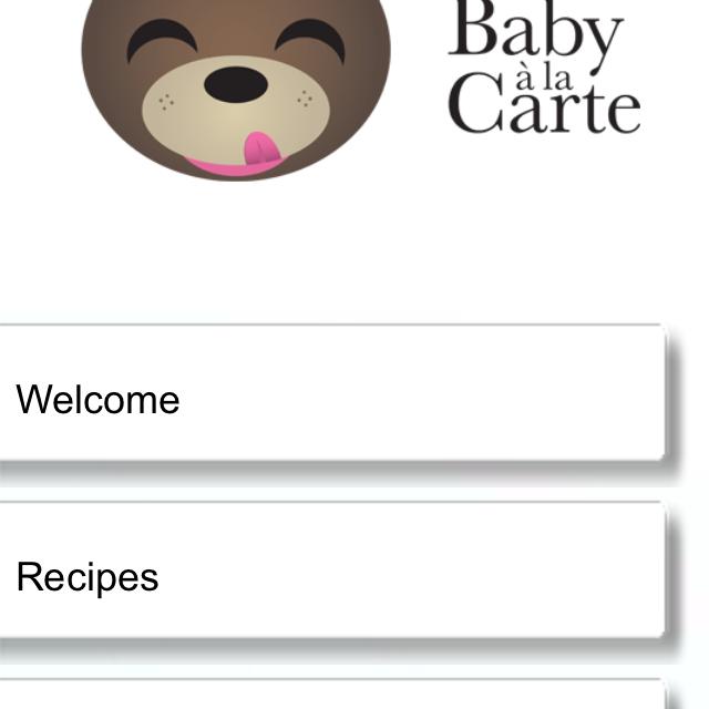 10 Minute Baby A La Carte App Review