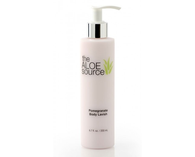 Spoil Yourself With The Aloe Source