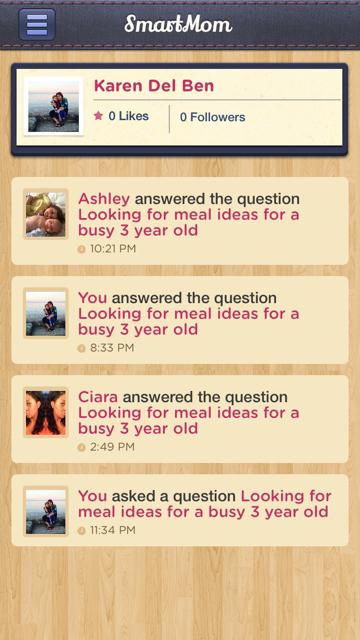Smart Mom App Review