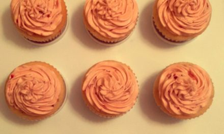 Strawberry Lemonade Cupcakes… Oh My!