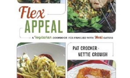 A Vegetarian Cookbook For Families With Meat Eaters