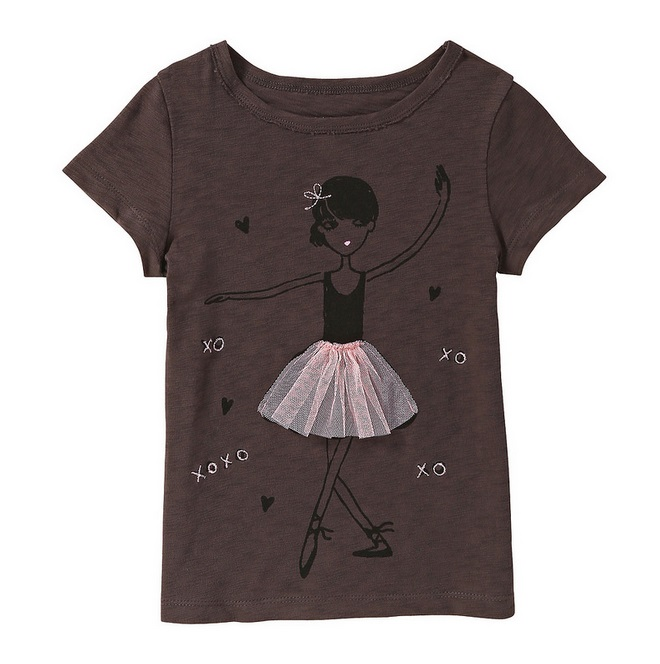 Be a stylish ballerina!