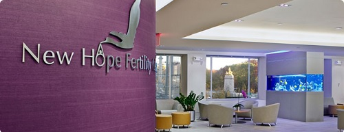 New Hope Fertility Center is dedicated to fertility options for women over 40.