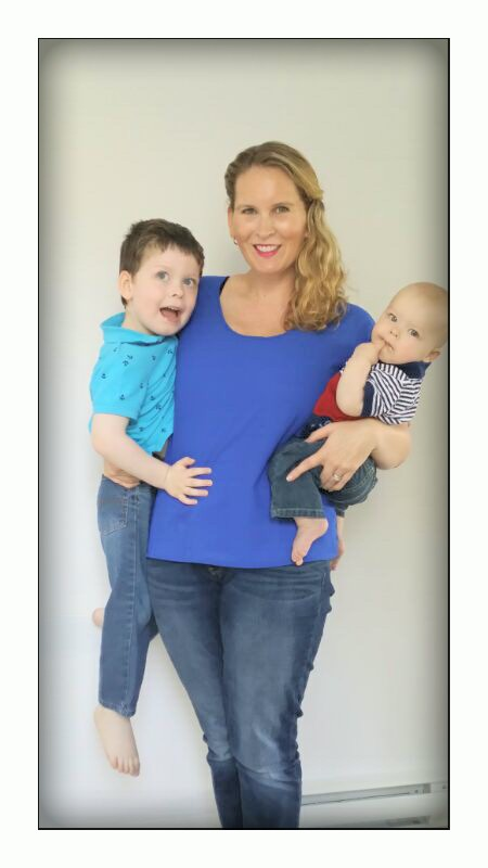 Fashionista Friday- Parent and Tot!