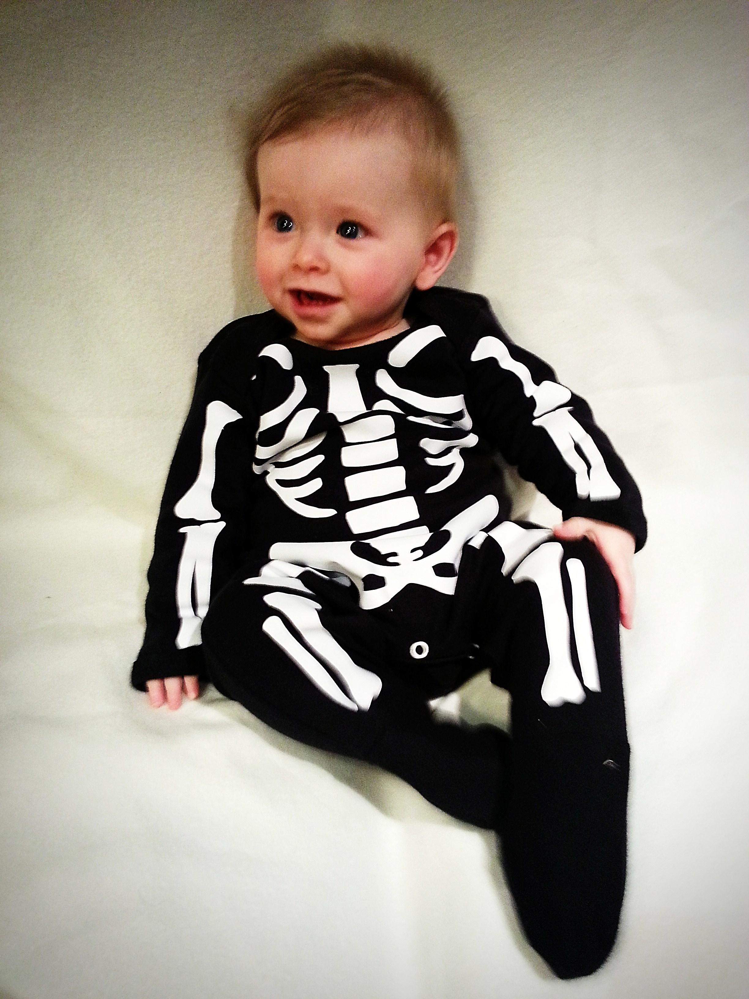 Luke Skeleton 1-Lo-Fi