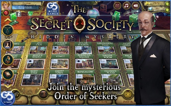 Gamer Moms Play The Secret Society-Hidden Mystery