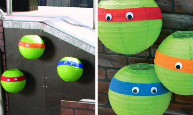 Top Ten TMNT Party Ideas