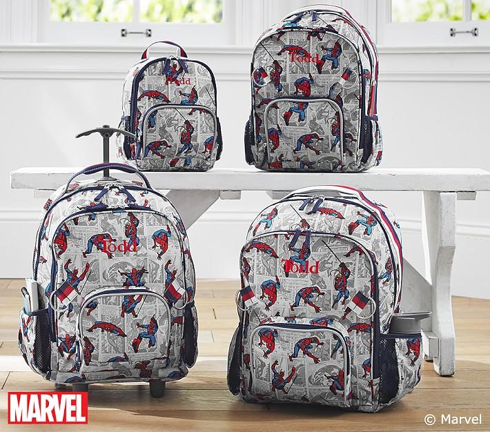Allover Spider-Man Backpacks