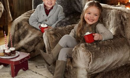 Pottery Barn Kids Holiday Preview