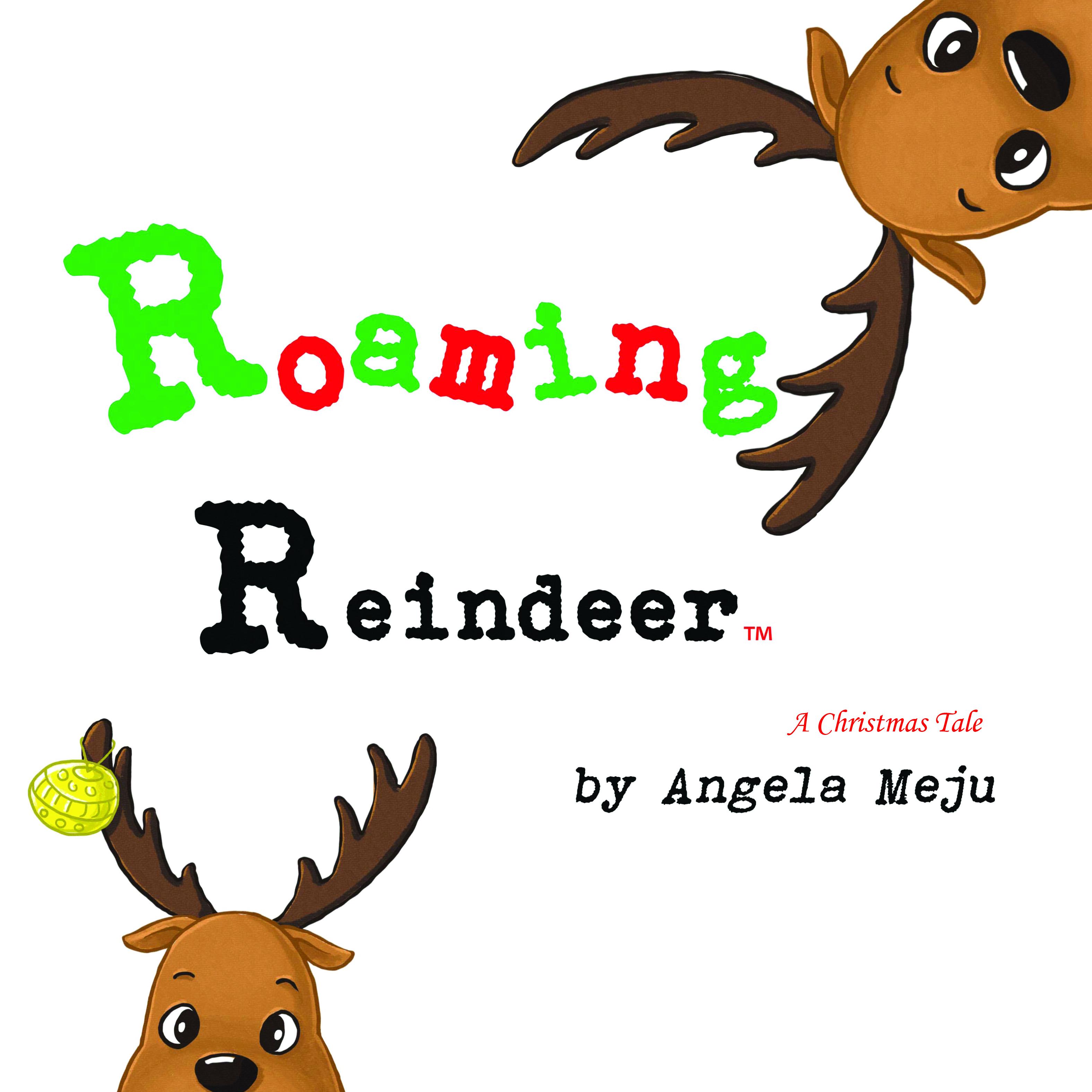 Roaming Reindeer Cover
