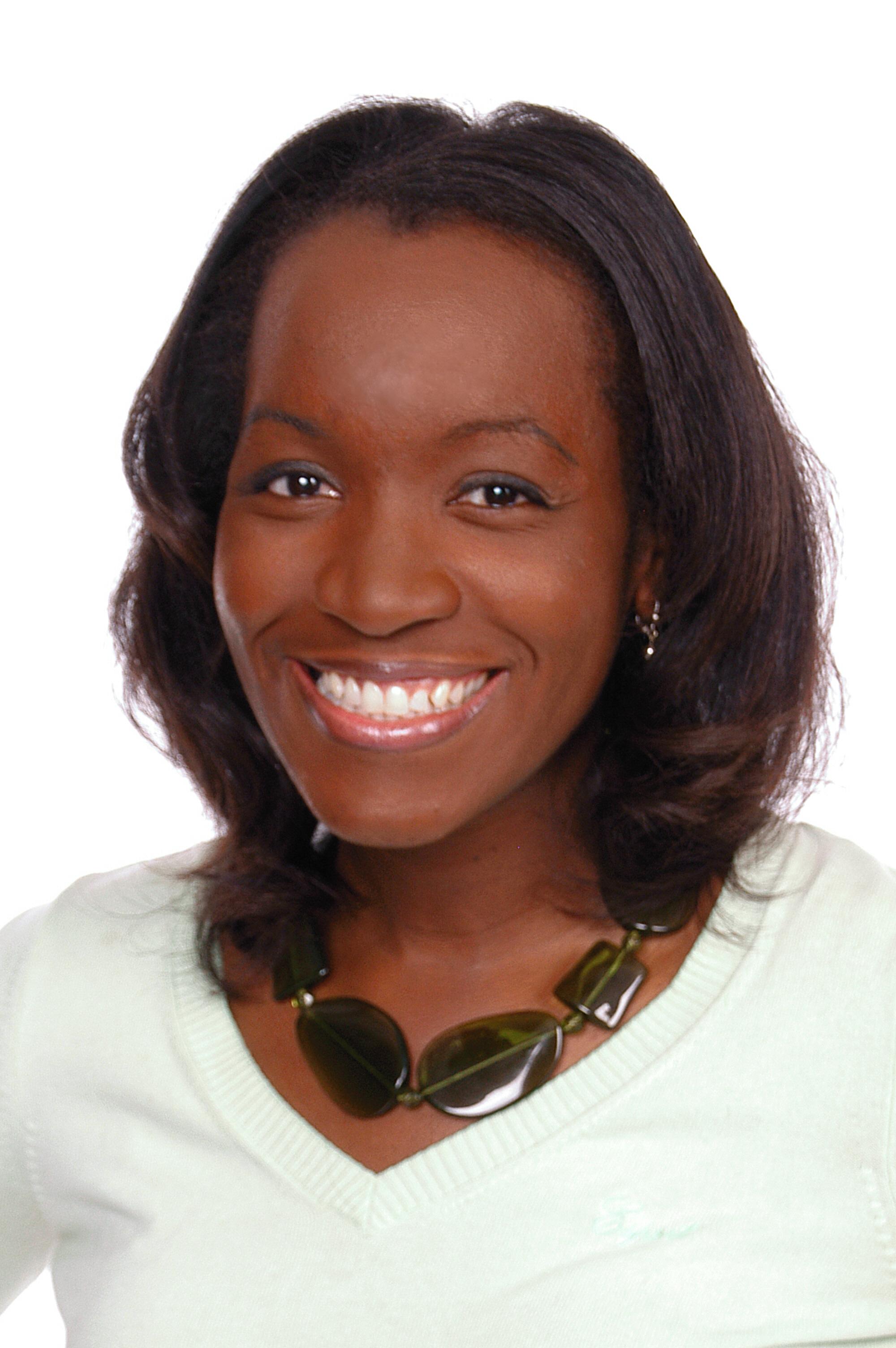 Author Angela Meju