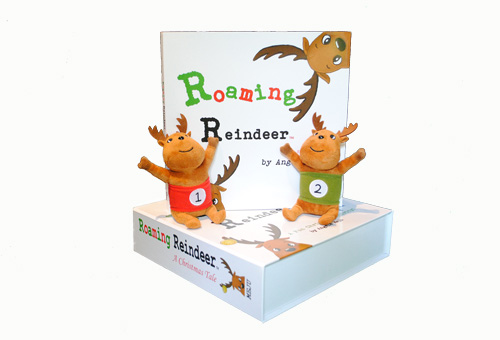 Roaming Reindeer product shot