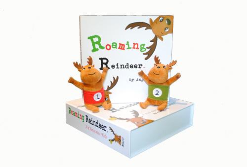 Roaming Reindeer product shot