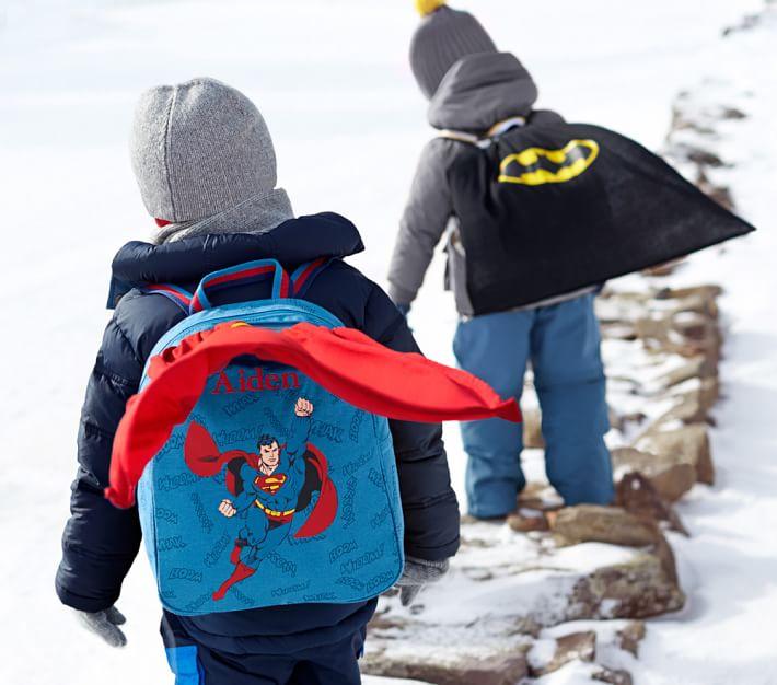 Superhero Cape Backpacks(1)
