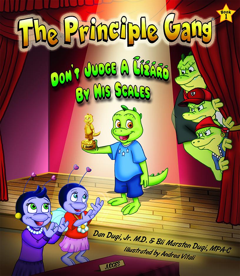 The Principle Gange Book 1 (1)