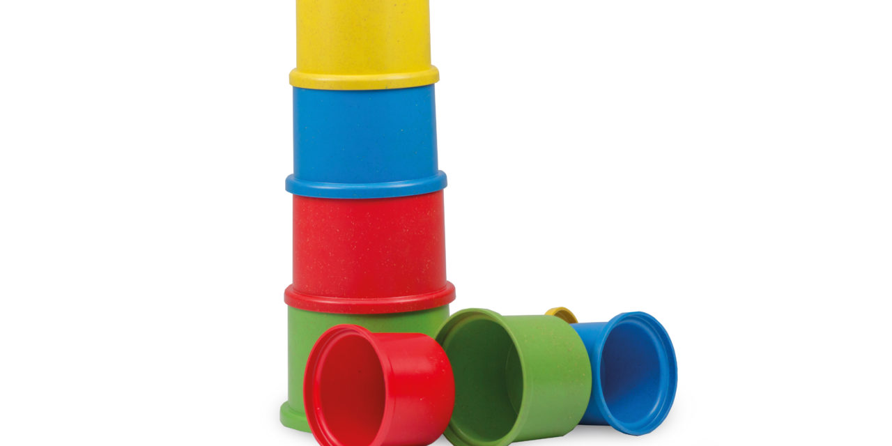 Twelve Days of Likes- Day 7: Anbac Stacking Cups