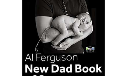 Twelve Days of Likes: Day Nine- The New Dad Book