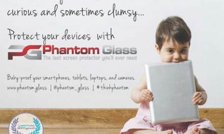 Phantom Glass Protective Case