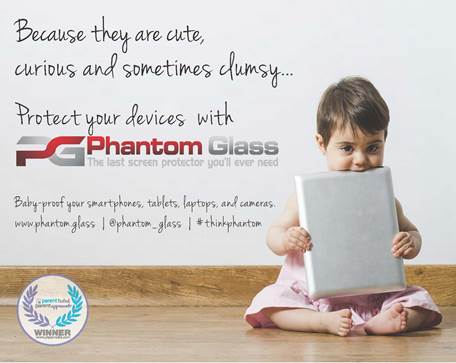 Phantom Glass Protective Case