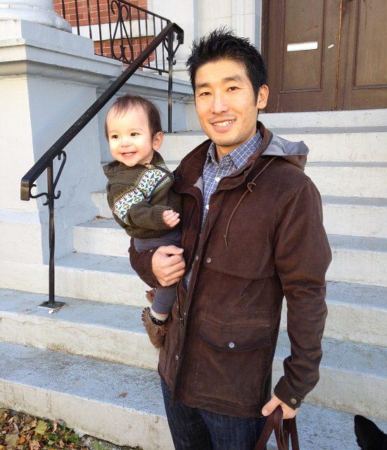 Fashion Father Friday- Masa and Léo
