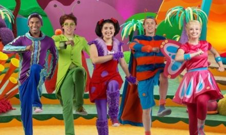 Get UP and MOVING with KIDS' CBC's The Moblees!