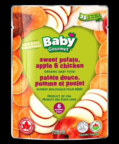What's New, Baby Gourmet?