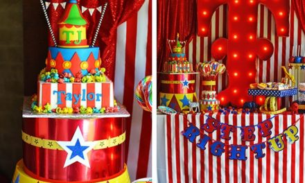 Circus and Carnival Party Ideas