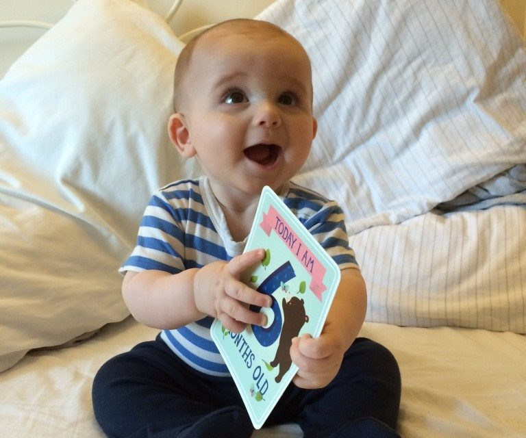 The Story of A Dad's First Six Months