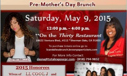 2nd Annual Scandal-Less Pre-Mother's Day Brunch Honoring Wives of LL Cool J and Bishop Kenneth Ulmer
