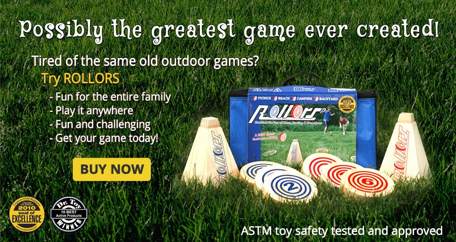 Rollors- Great Family Outdoor Game