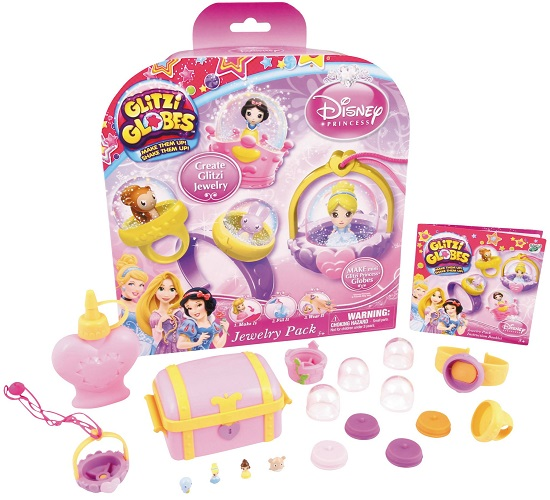 Disney Princess Glitzi Globes