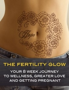 Getting that fertility glow