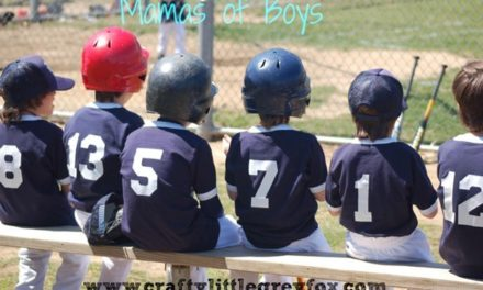 Mamas of Boys: To my son, on his seventh birthday